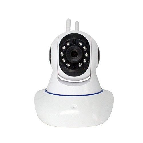 Cámara Instantanea - Cámara Fotos - Cámara De Vigilancia Wifi - Cámara IP Exterior / Caméra De Seguridad De Exterior HD / Cámara De Vigilancia IP X81-MF Cámara De Vigilancia De Red Inalámbrica, Enchufe / Juego, Detección Del Movimiento