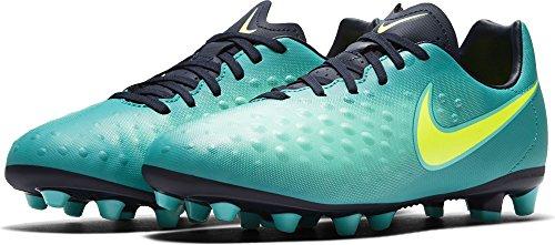 Nike Unisex-Erwachsene 844414-375 Fußballschuhe Blau
