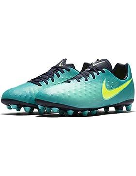 Nike 844414-375, Botas de Fútbol para Niños