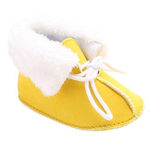 Patgoal, Stivaletti bambini Yellow L