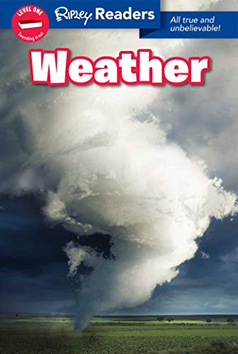 Ripley Readers Level1 Weather (Nitro Circus: Ripley Readers, Level 1)