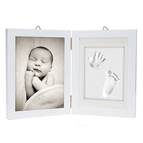 Kit marco impresión pies manos bebé – Arcilla