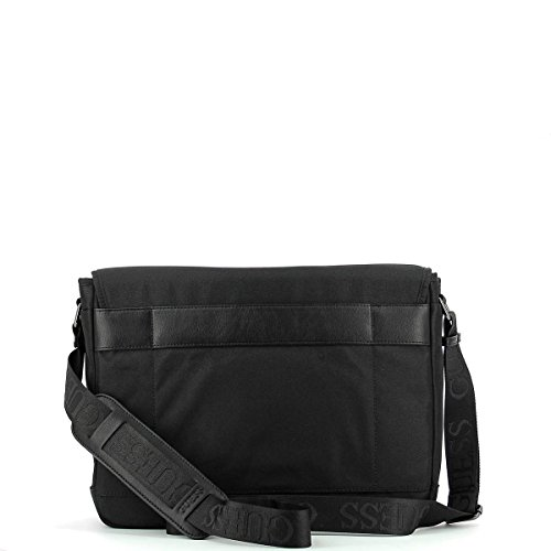89pa Functional Uomo Guess 11pu Tu Messenger Black Global Borsa FnwqqtWAv