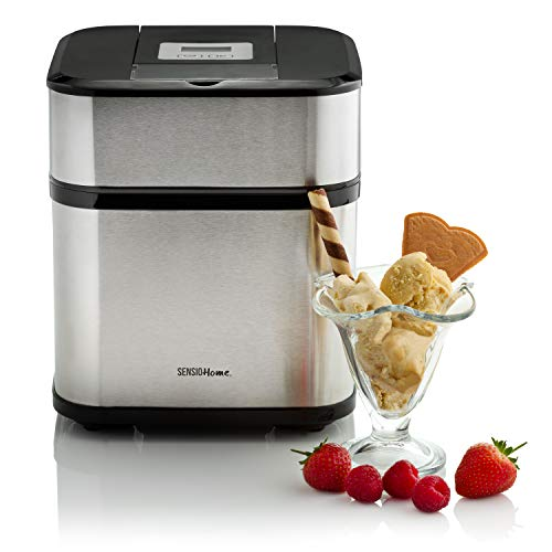 Sensio Home Digital Ice Cream Ma...