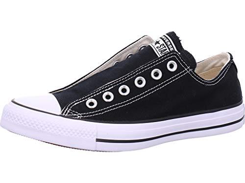 Converse Chucks CT AS Slip 164300C Schwarz, Schuhgröße:37.5 Schwarze Damen-slip