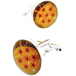 Gemelos Bola de Dragon Siete Estrellas