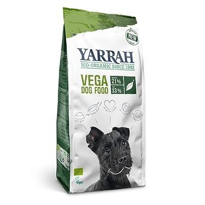 Yarrah Adult Organic Vegan Dog Food with Baobab, 10 kg from Yarrah Organic Petfood B V