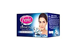 Fem Diamond Creme Bleach, 10g