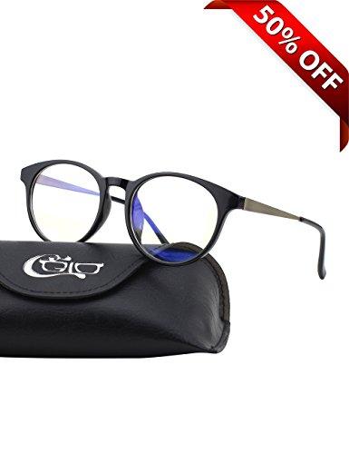 CGID-CT28-Gafas-Premium-con-Armazn-TR90-para-Proteccin-Contra-Luz-Azul-Anti-Fatiga-por-Deslumbramiento-Previene-Dolores-de-Cabeza-o-Fatiga-Visual-Gafas-Seguros-para-ComputadorasCelularesTabletas-Armaz