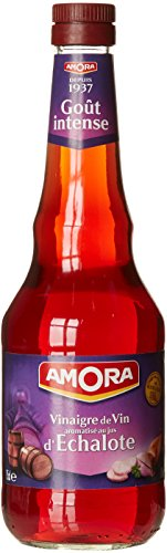 Amora Vinaigre de Vin Rouge A L'Echalote 75cl
