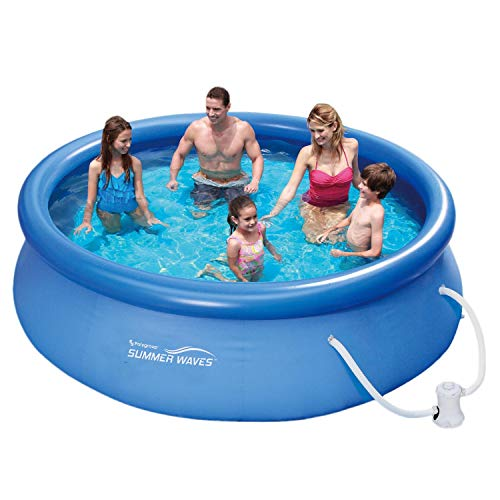 Summer Waves Fast Set Quick Up Pool + Pumpe 305x76cm Swimming Pool Schwimmbad -