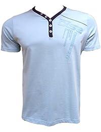 Mens Dissident MC 27650 Graphic Style Short Sleeve Cotton T-Shirt