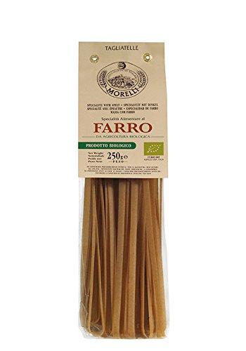 Antico Pastificio Morelli - Tagliatelle Biologiche al Farro - gr. 250 x 16