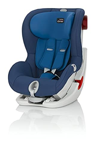 britax-romer 2000022571King II LS Autositz, Ocean Blue