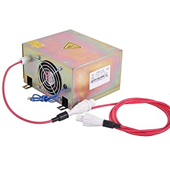 Hpcutter 40w Laser Power Supply For Co2 Laser Device Pwm Circuitry Engraver Engraving Machine Ac220v 3