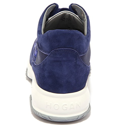 1416Q sneaker HOGAN INTERACTIVE blu scarpa donna shoe woman Blu