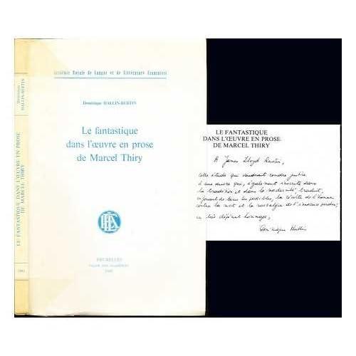 Le Romantisme fantastique : Bibliographie
