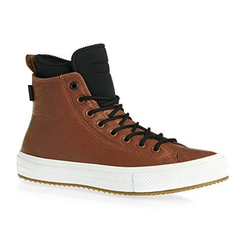 Converse Ct As II BOOT HI - 153571c Black/Black/Black - Marrone