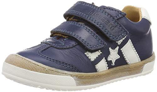 Bisgaard Unisex-Kinder 40343.119 Sneaker, Blau (Dark Blue 601-2), 24 EU