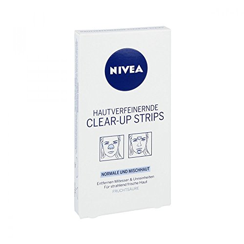 Nivea Visage Clear up Strip 6 stk