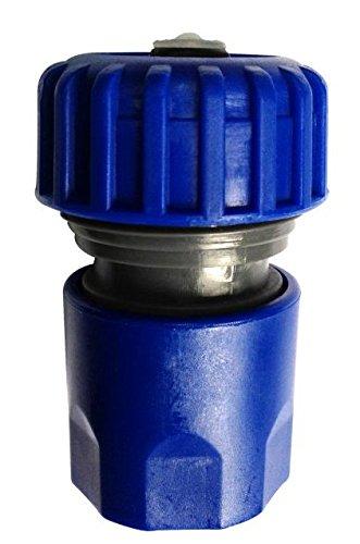 S&M 548741 Raccord automatique stop en plastique 19 mm