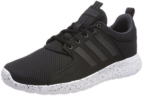 adidas CF Lite Racer, Scarpe Running Uomo, Nero (Core Black/Carbon S18/Ftwr White), 44 2/3 EU
