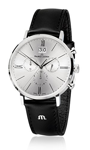 Maurice Lacroix Eliros EL1088-SS001-110 Herrenchronograph Großdatum