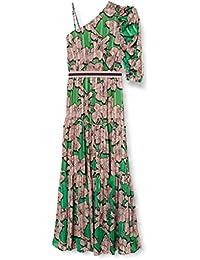 Silvian Heach Long Dress Lower(MB) Vestido de Fiesta para Mujer