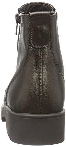Ganter Ellen, Weite G, Bottes courtes avec doublure chaude femme Marron - Braun (bronce 7000)
