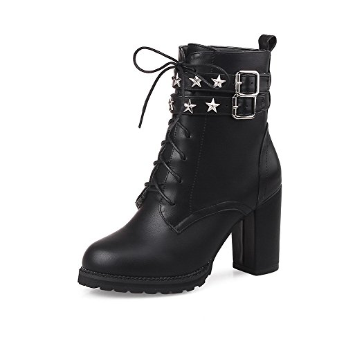 allhqfashion-womens-pu-low-top-solid-zipper-high-heels-boots-with-metal-black-43