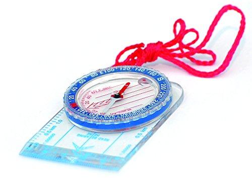 Rockland Kompass Way, Transparent, 50 x 60 mm, 5902768775471
