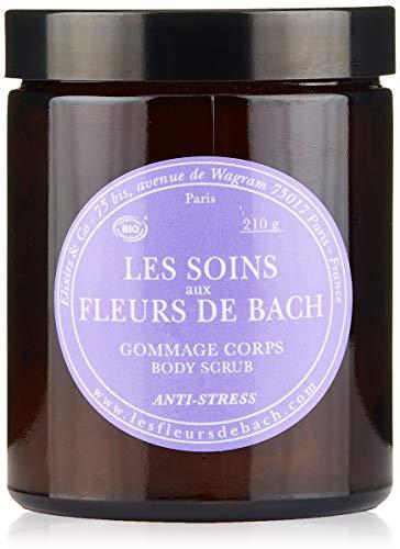 Elixirs & Co Les soins aux Fleurs de Bach : Gommage corps Anti-Stress