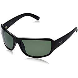 Fastrack Polarized Sport Men's Sunglasses - (P294GR4P|63|Green Color)