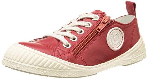 Pataugas Rocky J2b Jungen Sneaker Rot - rot