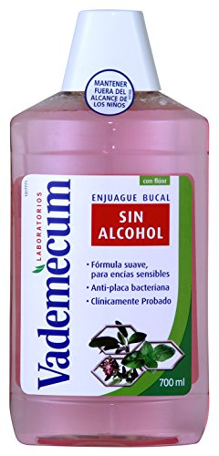 Vademecum Ejuague Bucal sin Alcohol - 700
