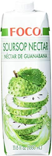 Foco Soursop, Nektar, 12er Pack (12 x 1000 ml)