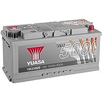Yuasa YBX5020 High Performance Starter Battery, Silver preiswert