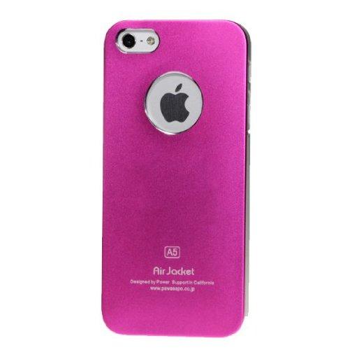Monkey Cases® iPhone 4/4S-Aluminium Case-Pink-Étui pour téléphone portable