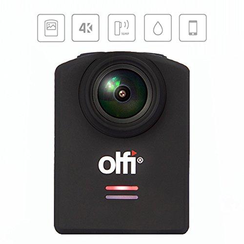 olfi 4K WiFi Azione Sport fotocamera