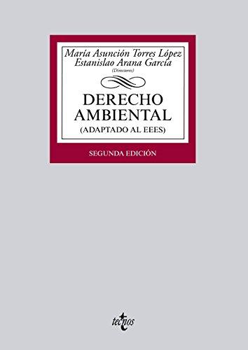 Derecho Ambiental: (Adaptado al EEES) (Derecho - Biblioteca Universitaria De Editorial Tecnos)