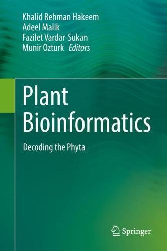 Plant Bioinformatics: Decoding the Phyta