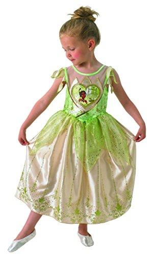 Rubie's 3610283 - Tiana Loveheart, Action Dress Ups und Zubehör, (Prinzessin Kostüm Disney Frosch)