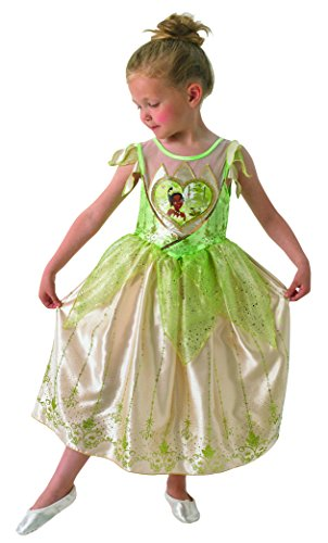 Vestido Tiana Disney Princess para niña (128cm)
