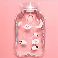 LNYF-OV Wärmflasche heiße Kaltwasserbeutel Transparente PVC Warm Water Bag Kleine Injektion Wasser Warm Palace... preisvergleich bei billige-tabletten.eu