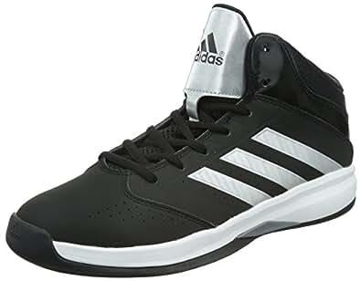 Adidas Isolation 2 Chaussures De Basketball Hommes - Noir, 46-