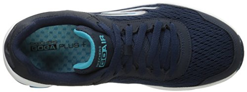 Skechers Go Air, Baskets Basses Femme Navy/Blue