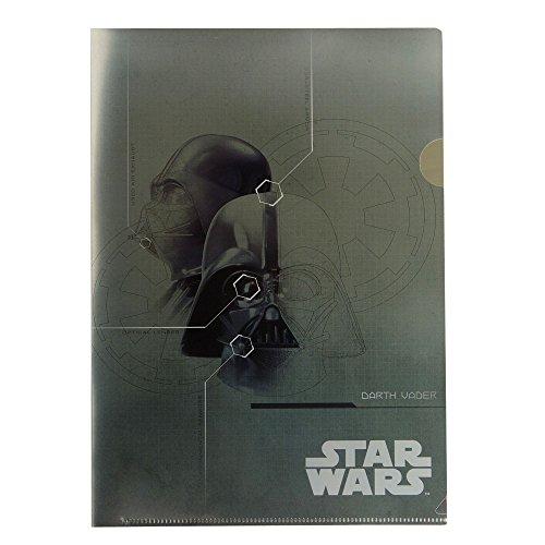 (SUNSTAR Metallic Datei Darth Vader Star Wars s2159074)