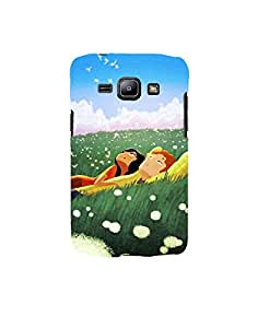Aart Designer Luxurious Back Covers for Samsung Galaxy J1 (2016)