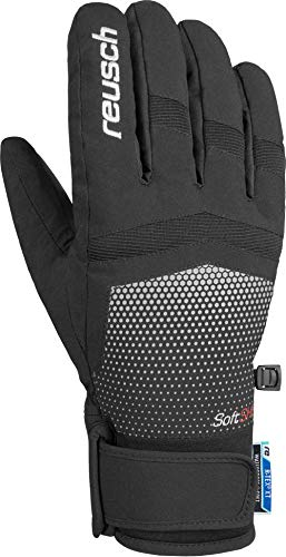Reusch Ventron R-TEX XT Handschuhe, Black/White, 9.5