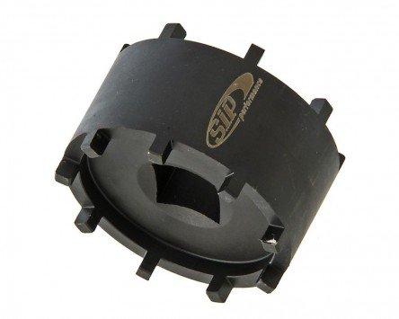 Corona Driver Bits SIP Cuscinetto Albero Motore adatta anche a corona dado cuscinetti ruote anteriore Diametro 46,9mm, 8/9pigne, 2,8mm
